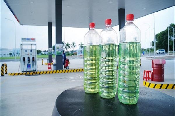 Cách tẩy nước chè ố bằng dầu hỏa