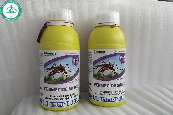Cách diệt muỗi bằng thuốc PESMECIDE 50EC