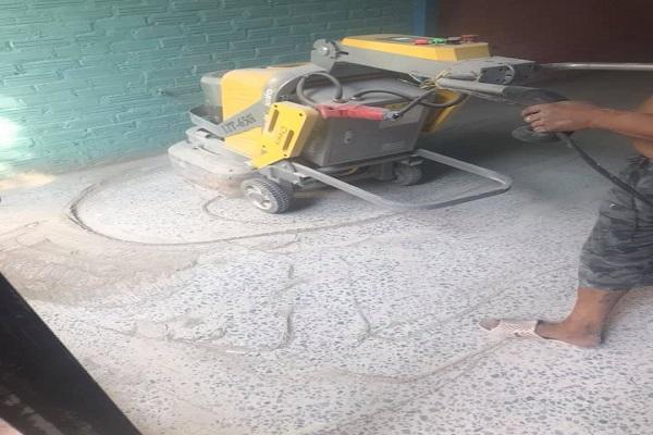 Mài sàn bê tông Đà Lạt