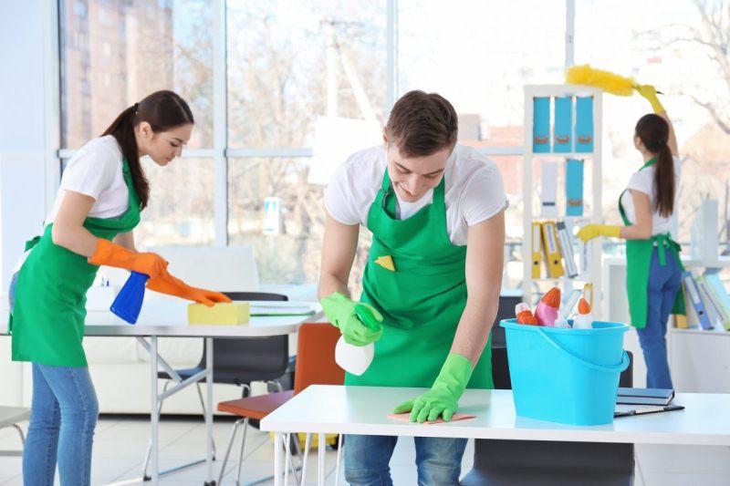Dịch vụ vệ sinh công nghiệp - Vệ sinh nhà ở định kỳ
