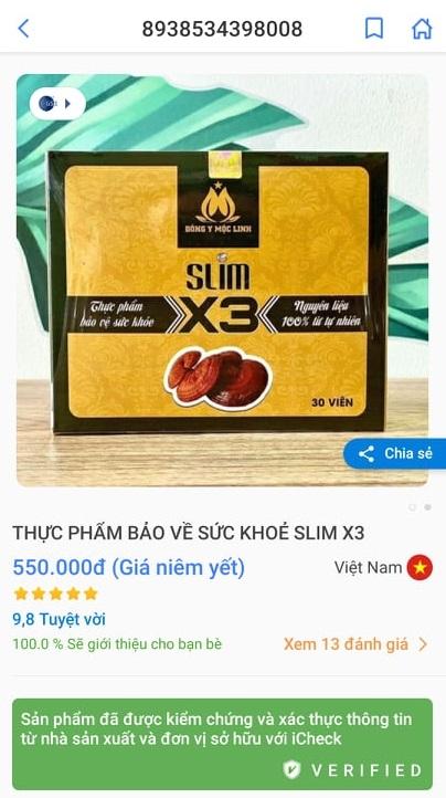 Phát hiện hàng giả hàng nhái bằng phần mềm Barcode Việt tiện ích 9