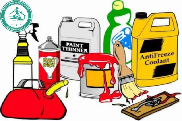 Tác hại hóa chất công nghiệp