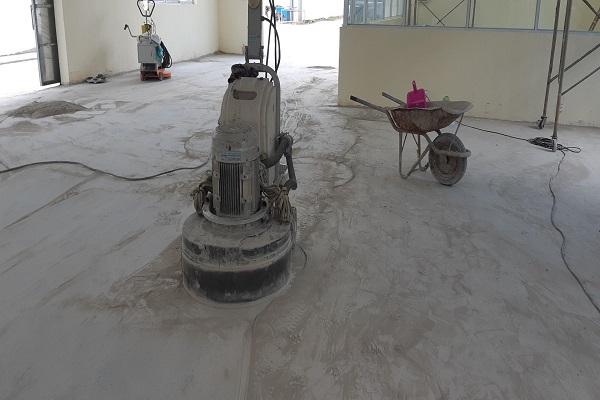 Mài sàn bê tông Quảng Ninh