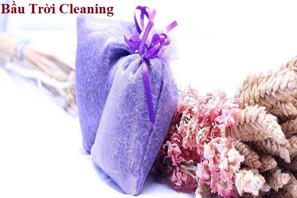 Cách làm túi thơm tại nhà bằng Hoa Khô