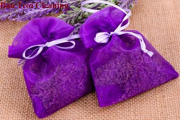 Cách làm túi thơm
